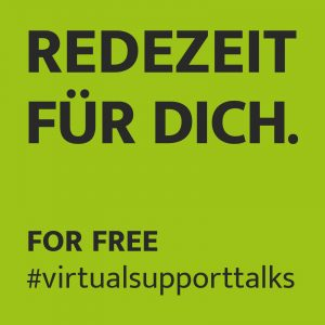 #virtualsupporttalks