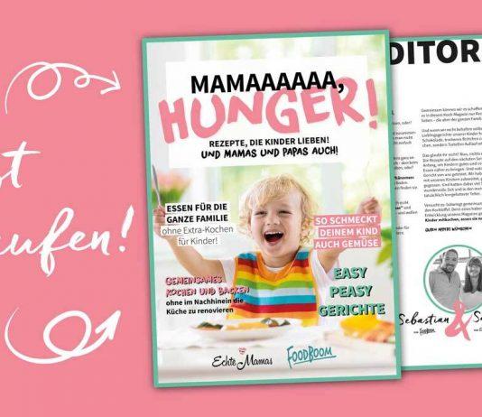 Unser erstes digitales Kochmagazin ist fertig!