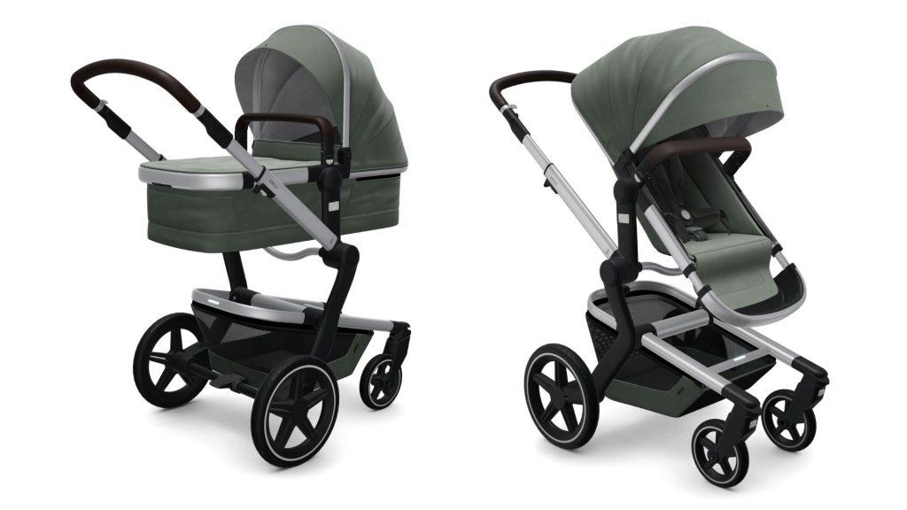 Der neue Joolz Day+ – so schick sieht der neue Kinderwagen aus.