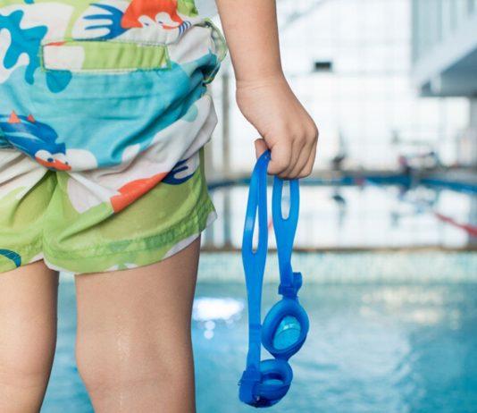 In diesem Sommer müssen mein Sohn und ich leider auf den Besuch im Schwimmbad verzichten.