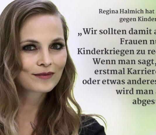 Regina Halmich ist kinderlos glücklich. Warum auch nicht?!