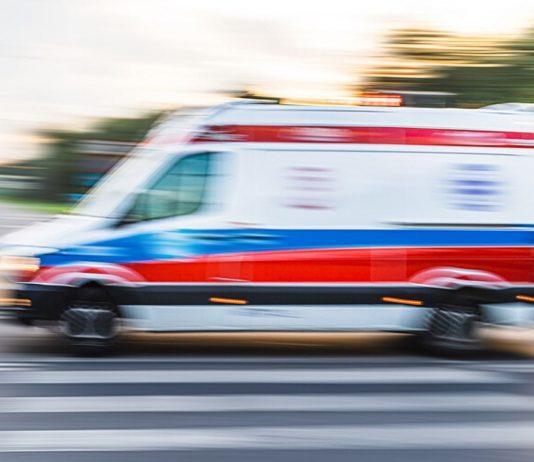 Die Kleinkinder kamen mit dem Rettungswagen ins Krankenhaus, wo sie wenig später starben.