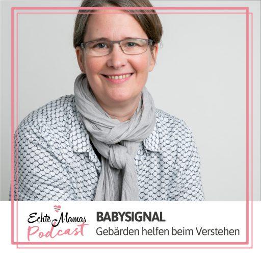 Babysignale: Die neue Podcast-Folge von Echte Mamas mit Wiebke Gericke