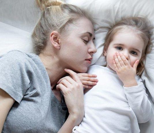 Rund 100 Tage habe ich schon mit der Einschlafbegleitung meiner Tochter verbracht.