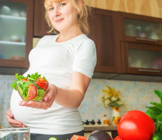 Die Louwen Diät soll Schmerzen bei der Geburt lindern.