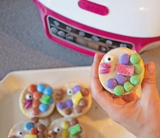 Rezept für Regenbogenfisch Muffins: Ein toller Backspaß mit süßem Ergebnis!
