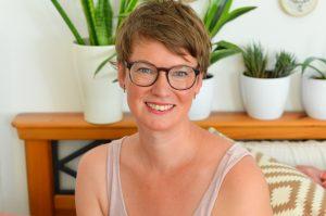 Rosa Koppelmann hat ihre eigenen Erfahrungen zum Thema Fehlgeburt in einem Buch verarbeitet.