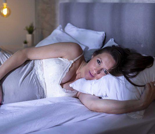 Schlafstörungen in der Schwangerschaft sind leider vollkommen normal.
