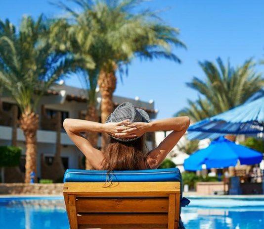 Ruhe – nichts als Ruhe.... Aber fehlt am Pool nicht doch irgendwie das Kinderlachen?