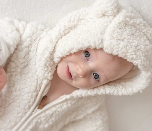 Heilwolle ist ein wunderbarer Tipp bei empfindlicher Babyhaut.
