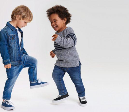 Neue Jeans-Looks für unsere Kinder: Niedlich und nachhaltig von C&A!