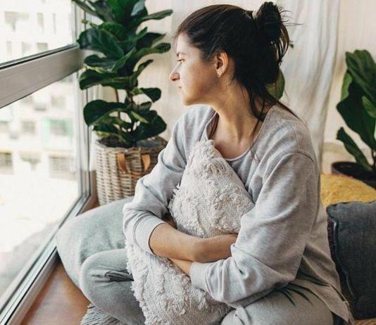 Frischgebackene Mütter fühlen sich oft einsam.