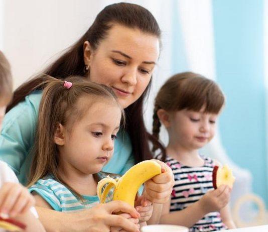 Erzieher hätten auch gerne mehr Zeit für jedes einzelne Kind.