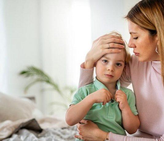 Eltern wissen, wir oft Kinder krank sind.