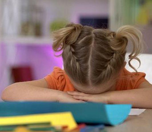 Der Schulalltag kann ein Kind ganz schön fordern.
