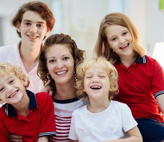 Viele Kinder – für die einen ist es das größte Glück, für die anderen eine Horrorvorstellung.