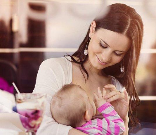 Stillen in der Öffentlichkeit wird einem immer nich schwer gemacht, findet diese Mama.