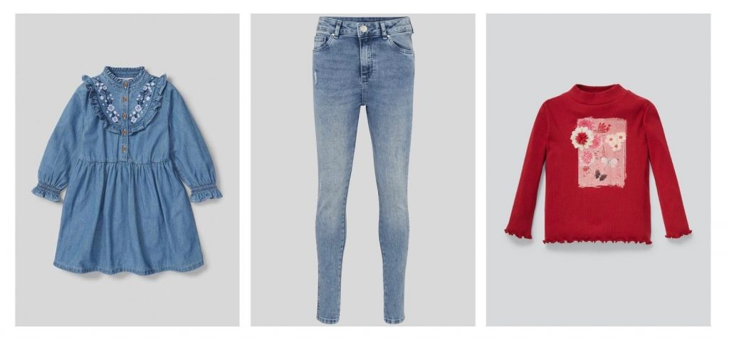 Sustainable Kids Denim Collection C&A