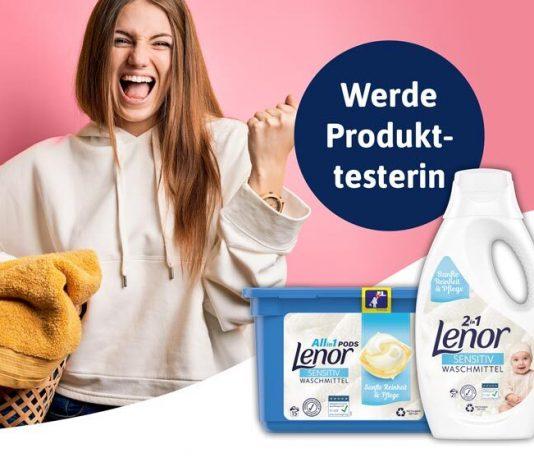 #MamasTestenLenor: Sei dabei und probiere die neue Lenor Sensitiv Kollektion aus!