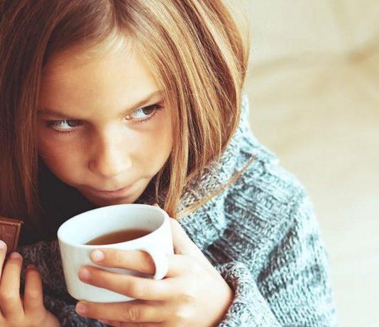 Ein warmer Tee, etwas Schokolade – und schon ist wieder alles gut!?
