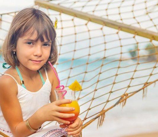 Manche Alkoholsorten schmecken auch schon Kindern.