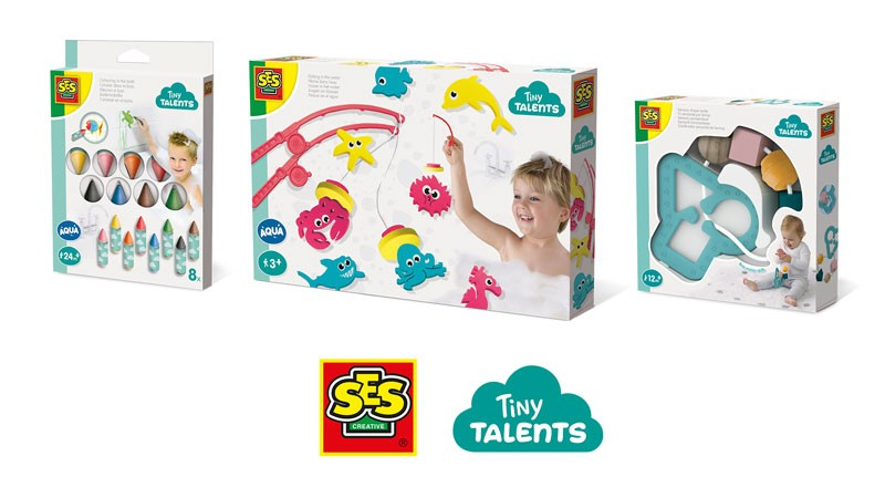 Spiel-Spaß mit Lerneffekt für alle Altersgruppen: Vom Familienunternehmen SES Creative gibt es 350 verschiedene Spielzeug-Produkte.