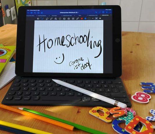 Kann Homeschooling mit einem Tablet funktionieren? JA!