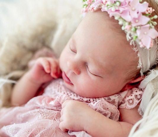 Schweizer Eltern haben ihre Tochter nach einem Internetanbieter genannt.