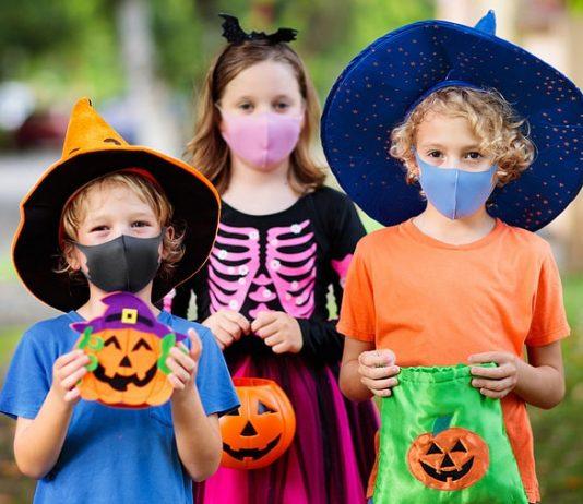 Wir haben die besten Tipps, wie ihr Halloween trotz Corona feiern könnt.