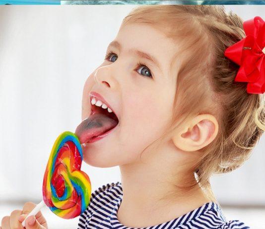 Kinder lieben Süßes. Und ich finde, sie sollten es auch bekommen.