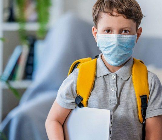 Wir sollten unseren Kindern keine unnötige Angst vor den Masken machen.