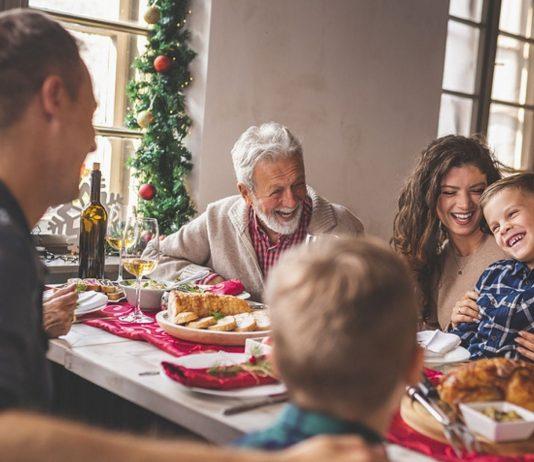 Weihnachten ist für die meisten ein Fest, an dem die ganze Familie zusammenkommt.