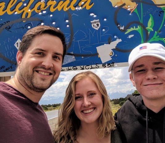Casey und ihr Ehemann adoptierten einen 18-Jährigen