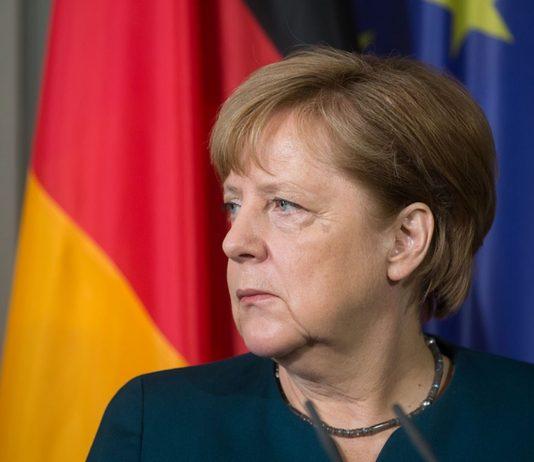 Angela Merkel verkündete die neuen Maßnahmen zum Schutz vor dem Coronavirus