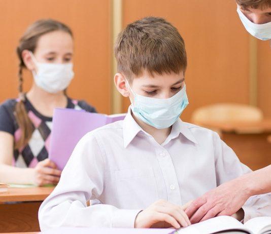 Die Querdenken Bewegung plant Protestaktion gegen Maskenpflicht an Schulen