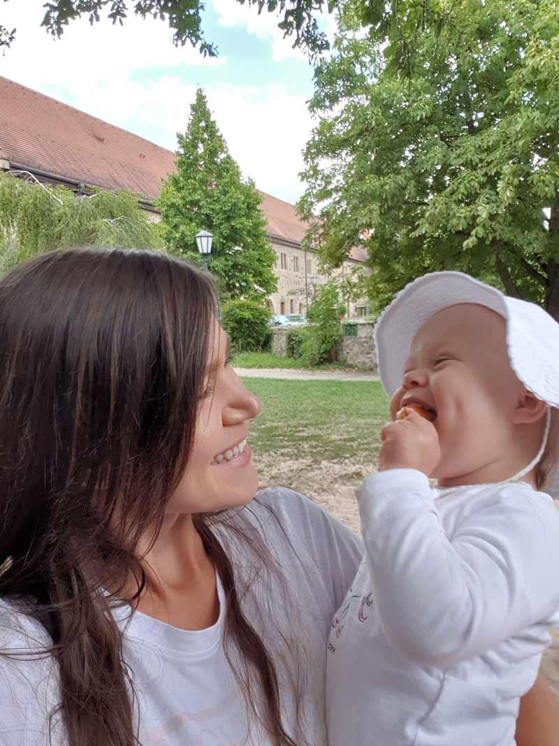 Stefanie Mama Frühchen