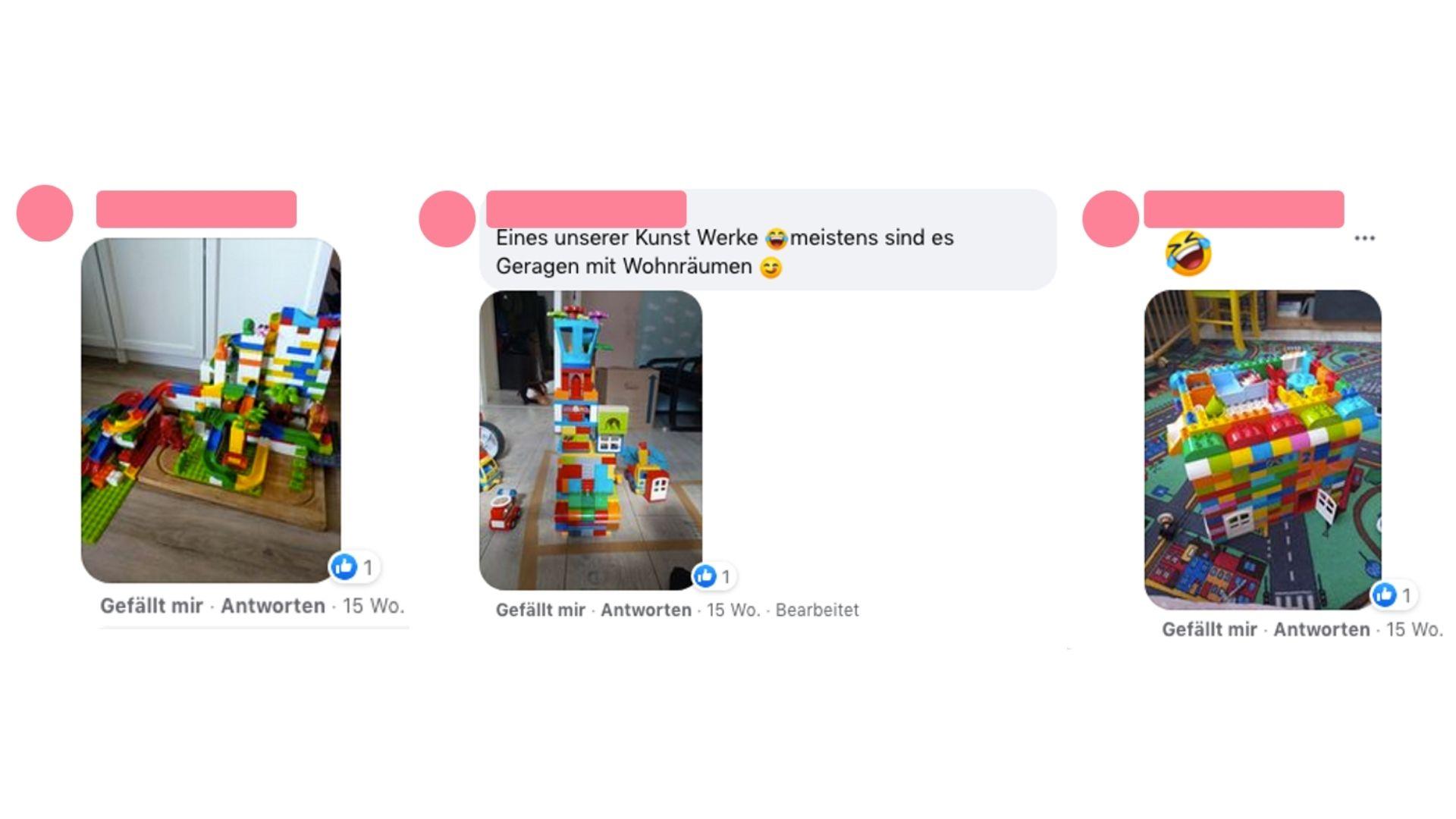 LEGO DUPLO Spielideen Bauwerke Echte Mamas Community
