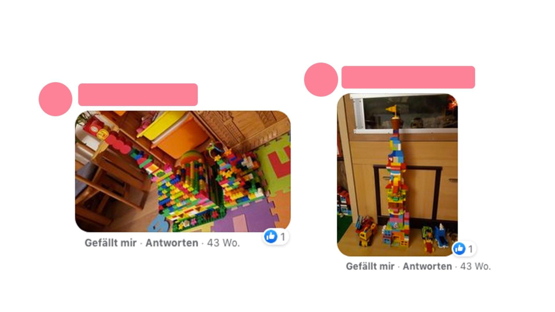 LEGO DUPLO Spielideen Türme Echte Mamas Community
