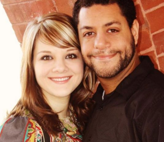 Sarah und Joel vor der Krebsdiagnose.