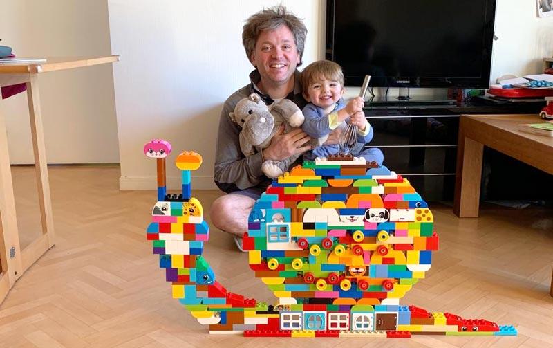 Tierisch gute Idee aus LEGO DUPLO.