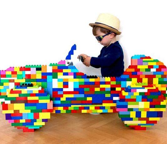 Wie abgefahren ist denn diese Kreation mit LEGO DUPLO?!