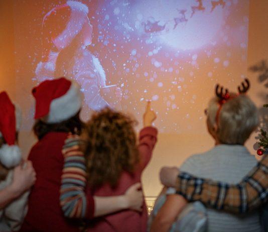 Weihnachtsfilme gehören in der Weihnachtszeit dazu