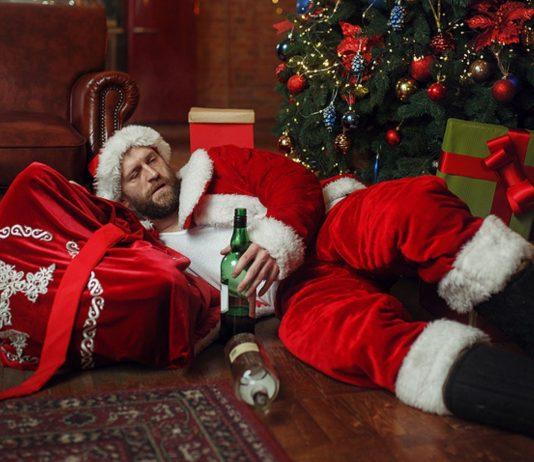 Okay, okay, von diesem Santa sollten wir unseren Kindern vielleicht wirklich nichts erzählen...