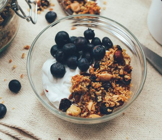 Gesundes Frühstück für Kinder unsere Ideen, Rezepte für tolle Müslis und Tipps