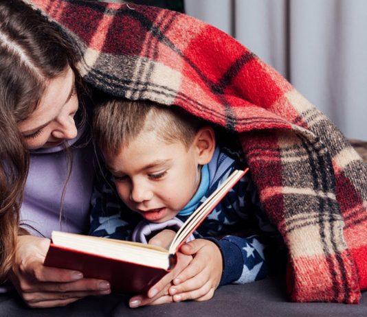 Kleine Geschichten können Kindern helfen, die Geschehnisse um sich herum besser einzuordnen