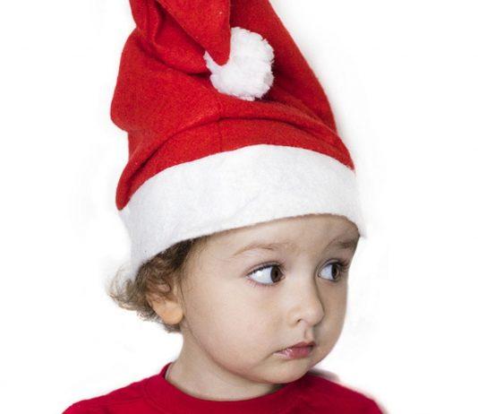 """""""Wie jetzt, den Weihnachtsmann gibts gar nicht...."""""""