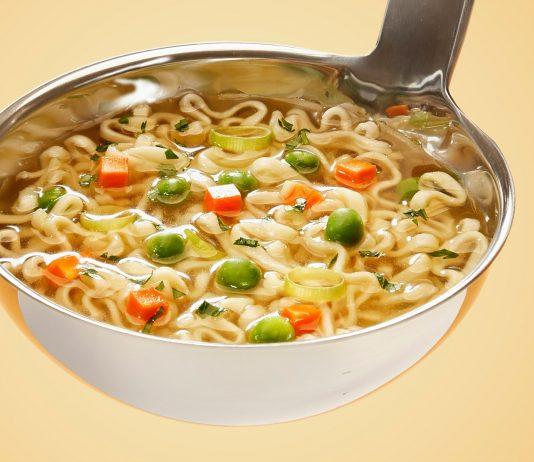 Schnelles Abendessen für Kinder - unsere Ideen und Rezepte für einfache Nudelsuppen und Co.