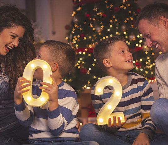 Silvester entspannt mit der Familie zu Hause feiern - für uns ändert sich in diesem Jahr nichts.