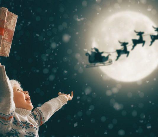 Ein Lichtblick nach diesem verrückten Jahr: Um die Gesundheit des Weihnachtsmannes müssen wir uns keine Sorgen machen.