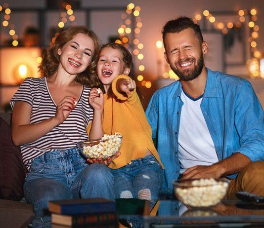 Lieblingsserien gucken macht gemeinsam noch mehr Spaß!